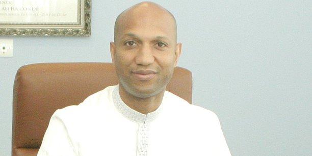 Gabriel Curtis, ministre guinéen des Investissements et des partenariats publics-privés.