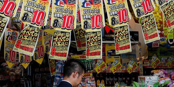 Japon: faiblesse de l'inflation malgre la hausse de la tva en octobre[reuters.com]