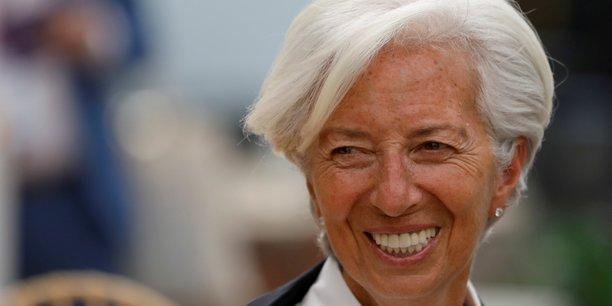 Lagarde (bce): la zone euro doit soutenir sa demande interieure[reuters.com]