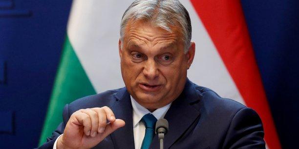 Hongrie: orban n'exclut pas de quitter definitivement le ppe[reuters.com]