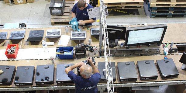 Nodixia est spécialisée dans la reprise de parcs informatiques et flottes de téléphones mobiles
