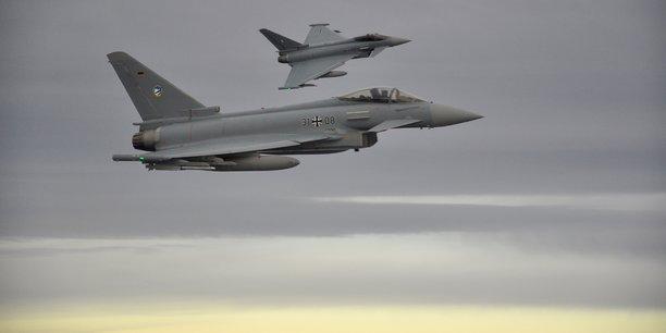 La prochaine commande Eurofighter baptisée Quadruga devrait être signée début 2020