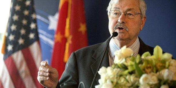 Hong kong: la chine convoque l'ambassadeur des etats-unis a pekin[reuters.com]
