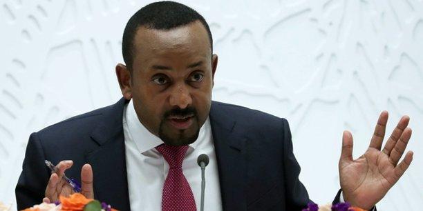 Ahmed Abiy, Premier ministre de l'Ethiopie.
