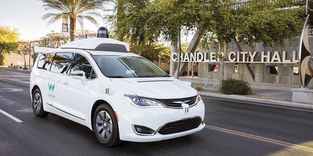 L'exemple de Waymo montre que le véhicule autonome a encore de gros progrès à faire.