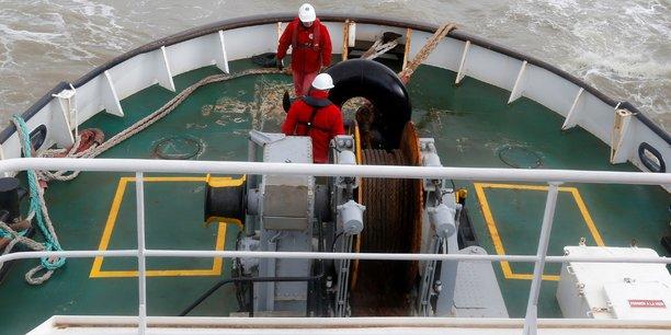 Retraites: les marins veulent sauver leur regime vieux de 400 ans[reuters.com]
