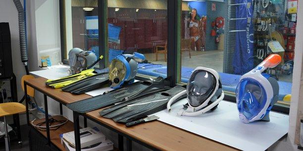 Au sein de centre mondial dédié aux sports d'eau, implanté à Hendaye, Decathlon mise sur l'autonomie et l'initiative de petites équipes pour stimuler l'innovation.