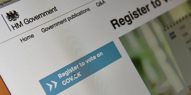 Les lois electorales britanniques inadaptees a l'ere du numerique[reuters.com]
