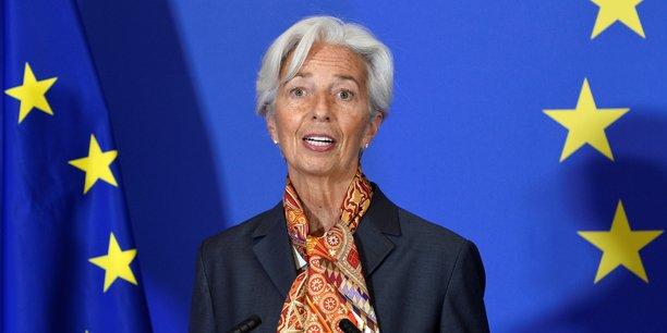 Lagarde (bce): la croissance en zone euro reste faible[reuters.com]