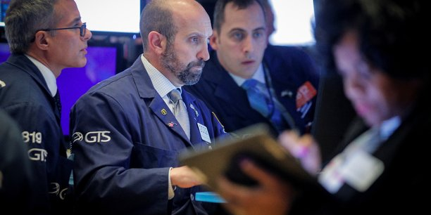 La bourse de new york en ordre disperse en debut de seance[reuters.com]