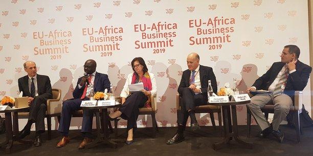 En marge de ce sommet UE-Afrique, la CGEM a lancé à Marrakech la coalition business Afrique (CBA).