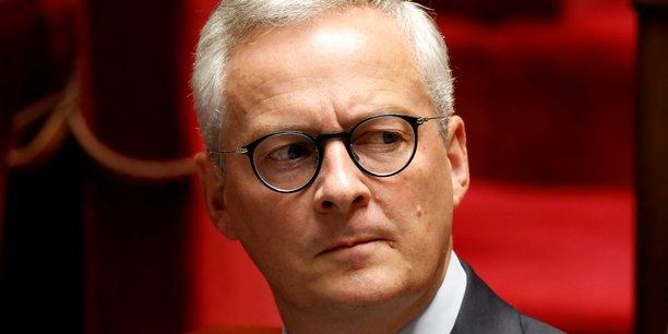 Paris presse les usa de se prononcer sur la taxe ocde[reuters.com]
