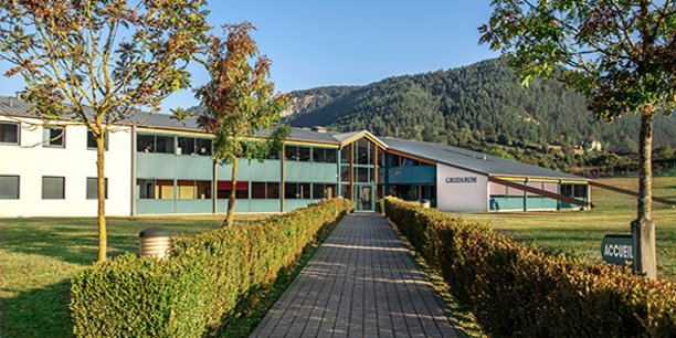 Le siège lozérien de Crodarom fait l'objet d'importants investissements pour accompagner la croissance de l'entreprise.