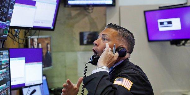 La bourse de new york ouvre en net repli[reuters.com]