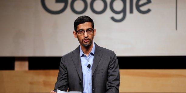 Le patron de google promu a la tete d'alphabet, les cofondateurs prennent du recul[reuters.com]