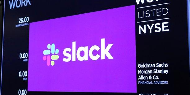 Slack technologies a suivre a wall street[reuters.com]