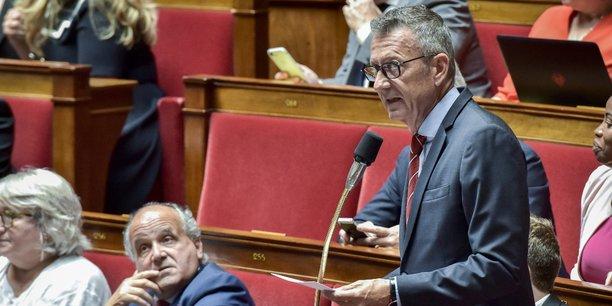 Le député Jean-Luc Lagleize devrait mener la liste du MoDem pour les élections municipales de mars 2020, à Toulouse.