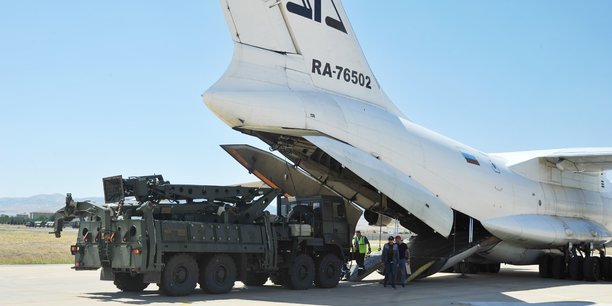 Moscou et ankara travaillent sur un nouveau contrat de missiles s-400[reuters.com]
