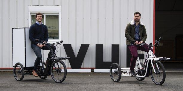Thomas et Anthony Chenut, les deux fondateurs de VUF, veulent lever 800 000 euros pour imposer leur marque sur le marché.