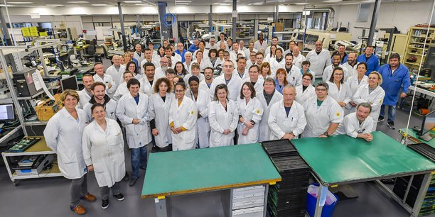 Avec 170 salariés, l'entreprise de sous-traitance électronique Synergy est la plus grande Scop d'Aquitaine
