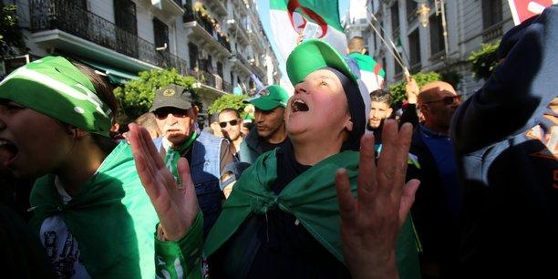 Algerie: derniere manifestation contre la classe dirigeante avant la presidentielle[reuters.com]