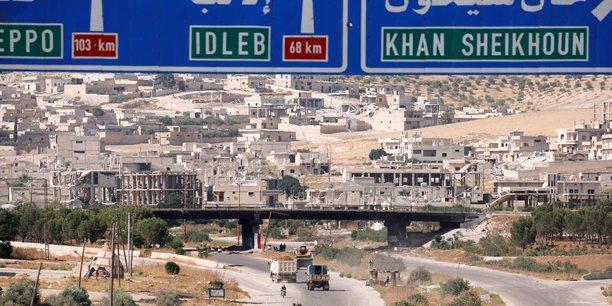 Des raids aeriens font au moins 20 morts dans la region d'idlib, en syrie[reuters.com]