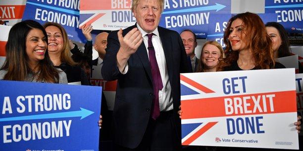 Elections: johnson admet etre nerveux face aux sondages[reuters.com]