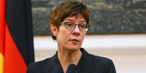 Allemagne: la cdu critique l'attitude du spd avant leurs discussions[reuters.com]
