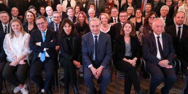 Le maire de Toulouse, candidat aux élections municipales de mars 2020, demande un débat autour des projets, sans polémique.