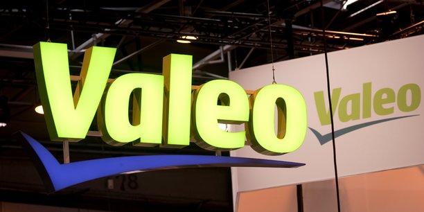 Valeo vise plus de 15% de marge avec l'electrification et les adas[reuters.com]