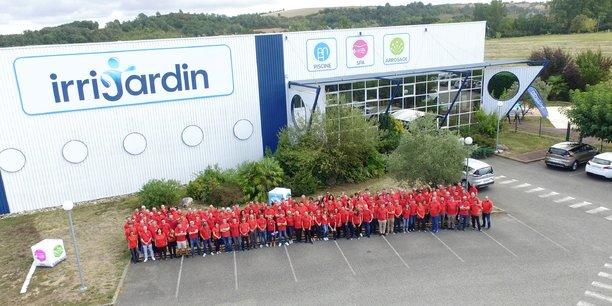 Une centaine de postes sont à pourvoir au sein du groupe toulousain Irrijardin, fondé en 1989.