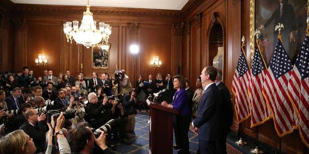 Usa: les democrates devoilent les charges retenues contre trump[reuters.com]