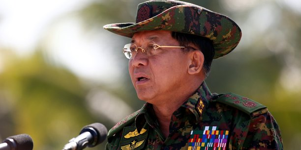 Quatre membres de l'etat-major birman sanctionnes par les etats-unis[reuters.com]
