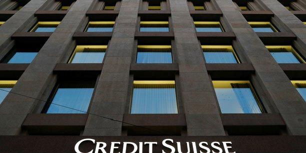 Credit suisse abaisse ses objectifs de rentabilite pour 2019 et 2020[reuters.com]