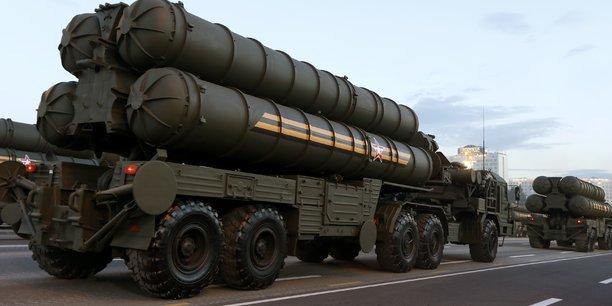 S-400: ankara ripostera en cas de sanctions americaines[reuters.com]