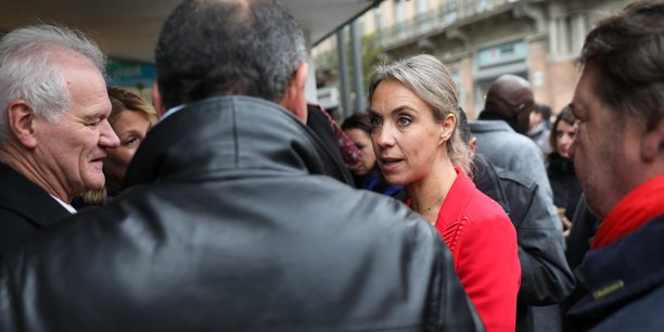 Pour les élections municipales 2020, Nadia Pellefigue entend proposer le soutien au Made In Toulouse.