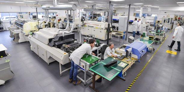Synergy réalise 80 % de son activité dans la sous-traitance électronique et tertiaire