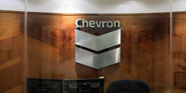 Chevron a suivre a wall street[reuters.com]
