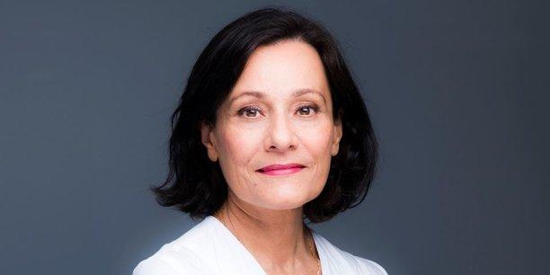 Françoise Mercadal-Delasalle, directrice générale du Crédit du Nord, est la présidente de Prismea, la néobanque pour les professionnels qui doit voir le jour en 2020.