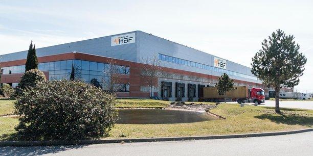 HBF a déménagé à Mazères pour une base logistique plus grande.