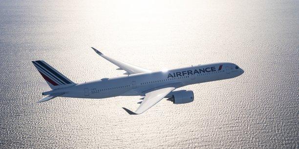 Air France exploite 3 A350