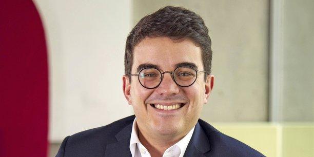 Guillaume Borie, l'assureur prodige d'Axa France