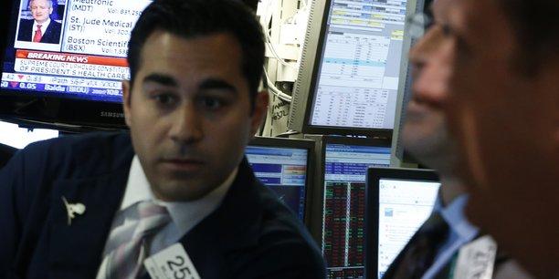 Wall street se retourne a la hausse[reuters.com]