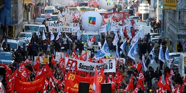 Retraites : une majorité de Français approuve la grève après les annonces de Philippe