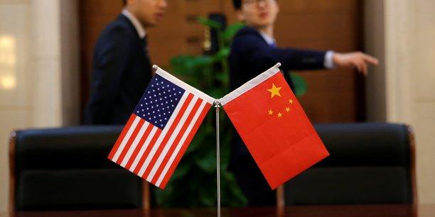 Accord entre washington et pekin sur des baisses de droits de douane, selon des sources[reuters.com]