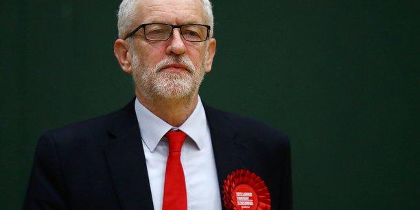 Grande-bretagne: corbyn ne dirigera pas le labour pour les prochaines elections[reuters.com]