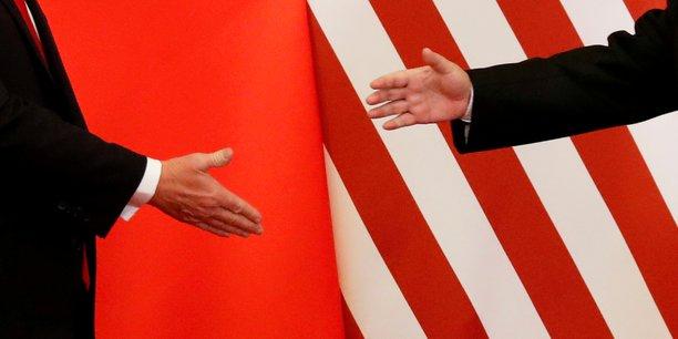 Commerce: washington et pekin d'accord sur une baisse des droits de douane[reuters.com]