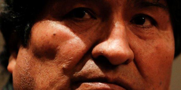 La bolivie va emettre un mandat d'arret contre evo morales[reuters.com]