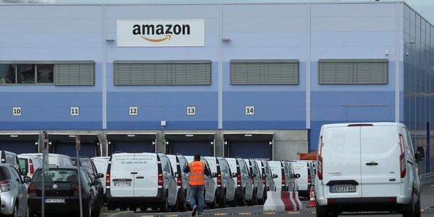 Allemagne: Appel à la grève dans un centre logistique d'Amazon