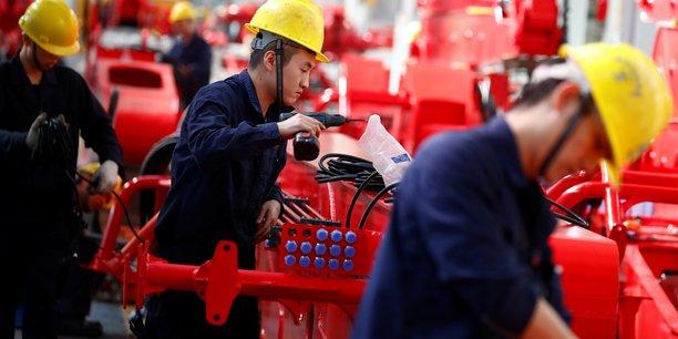 Chine: la production industrielle bat le consensus en novembre[reuters.com]